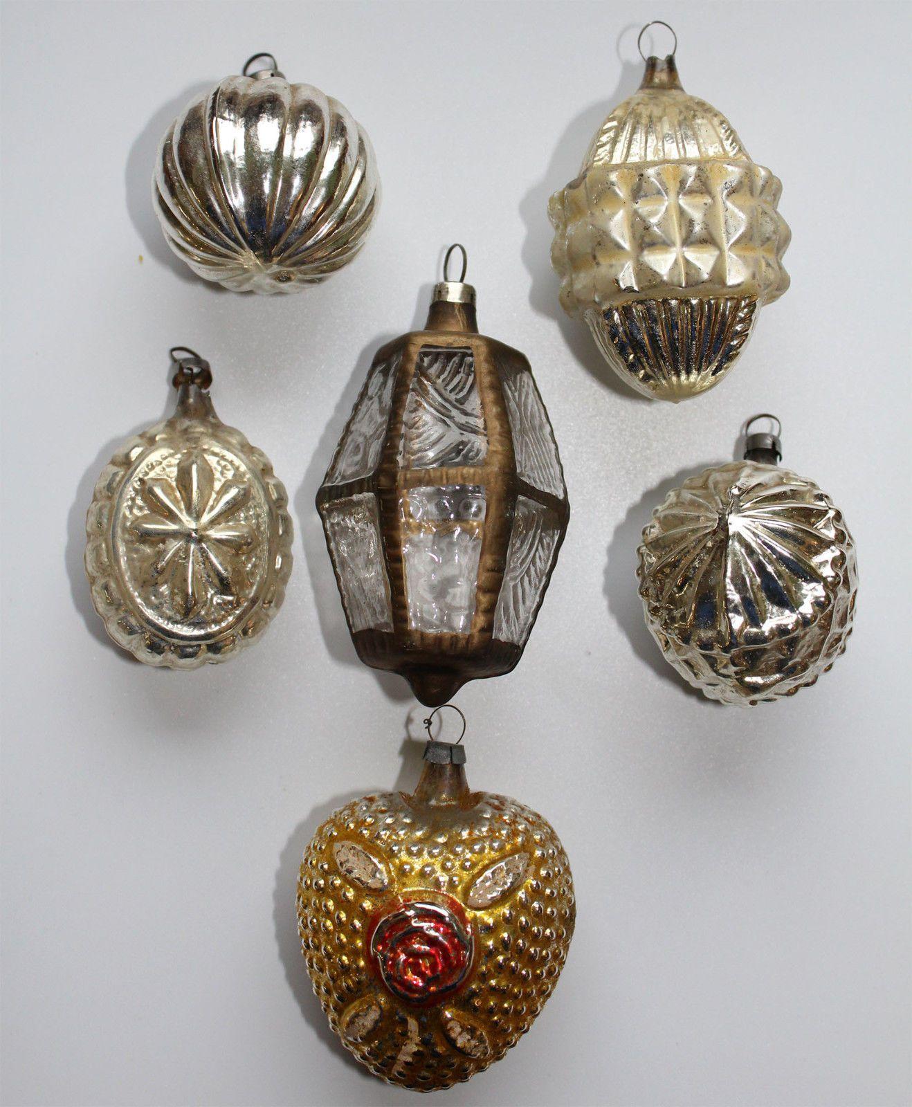 Alte Christbaumkugel, Laterne Lampion, Baumschmuck Um 1900 - Ebay Glass