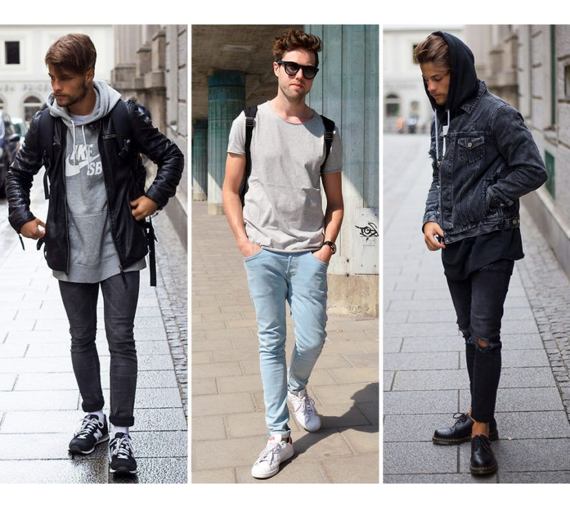 503f438beb83 What Shoes to Wear with Skinny Jeans  Men s Style Guide