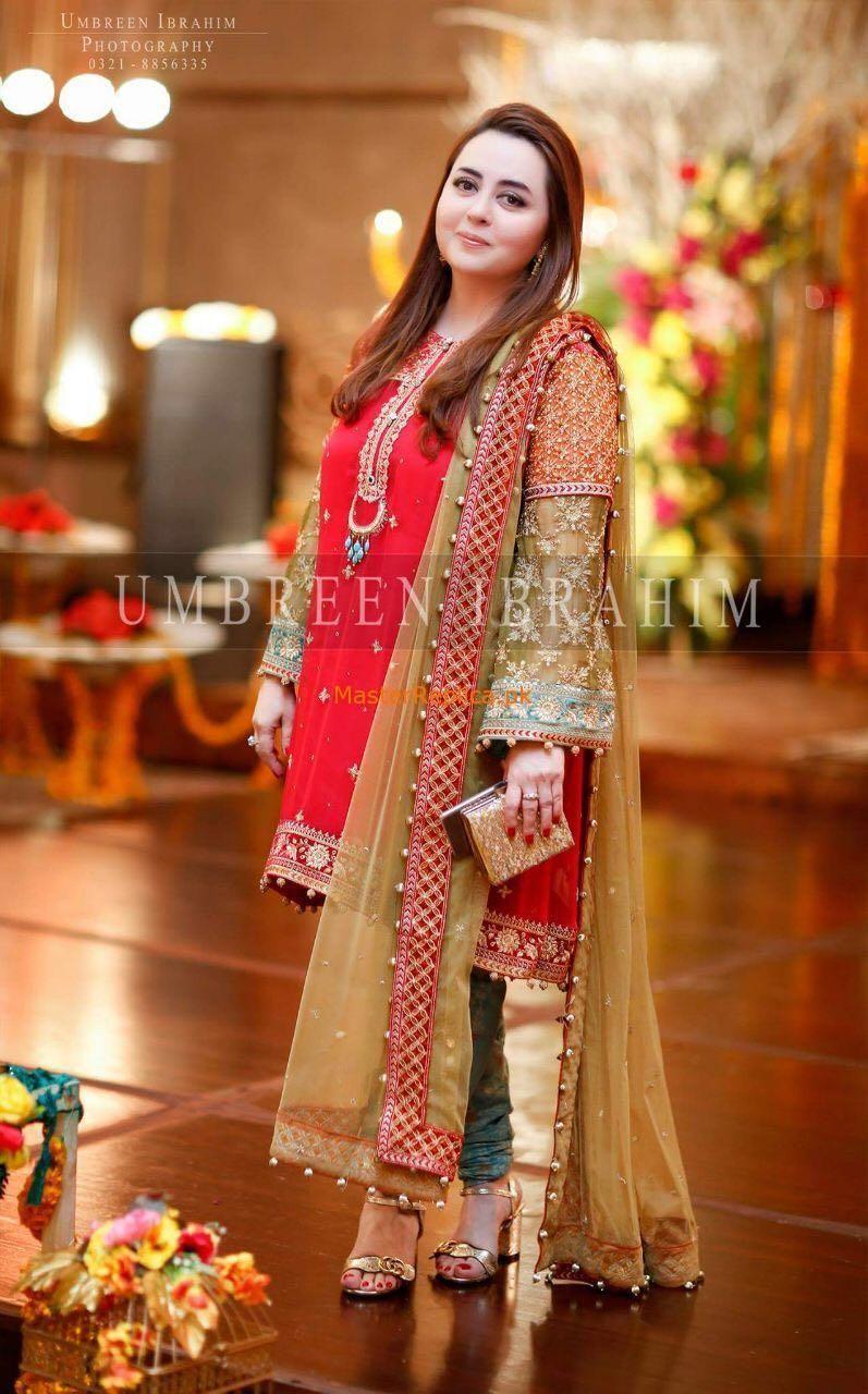 Maria B,wedding,asian Dress,asim Jofa Lawn Chiffon Pakistani Suit Kameez Indian Clothing, Shoes & Accessories