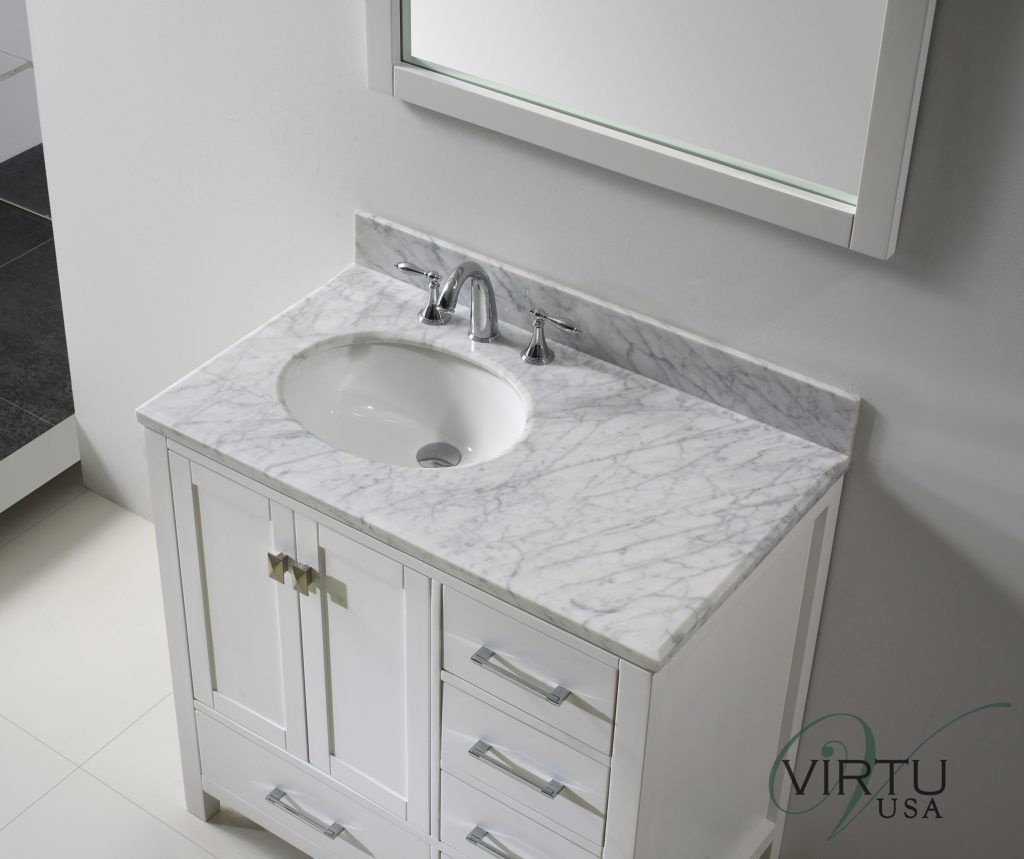 18 Depth Bathroom Vanity