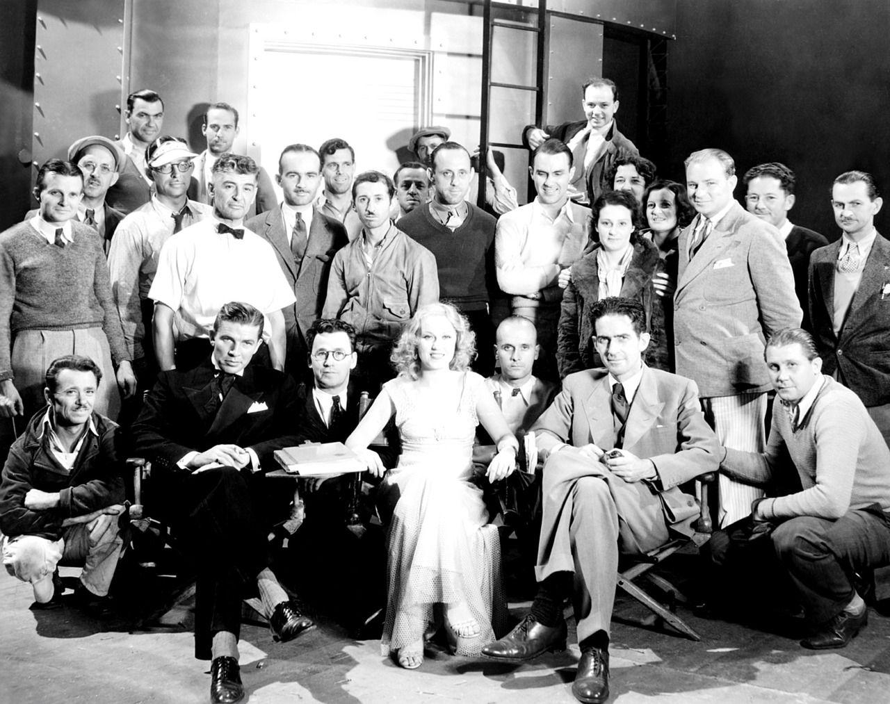The Cast And Crew Of King Kong Kong King Kong 1933 King Kong King