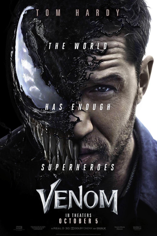 Pin by Chrissy Goodrich on ️Tom Hardy ️ Venom movie