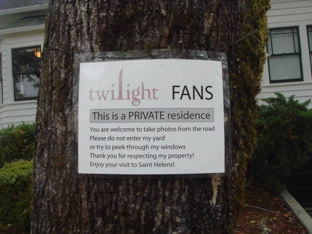 Visiting The Real Filming Locations Of Twilight Twilight Filming Locations Twilight Pictures