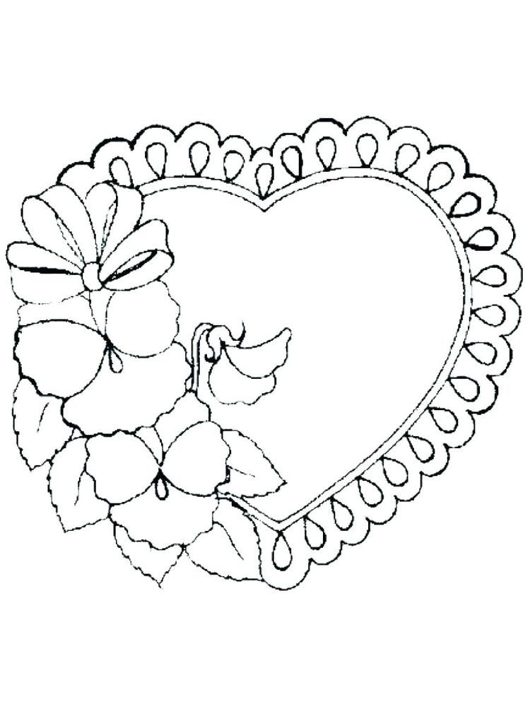 Printable Love Coloring Pages - Free Coloring Sheets in ...