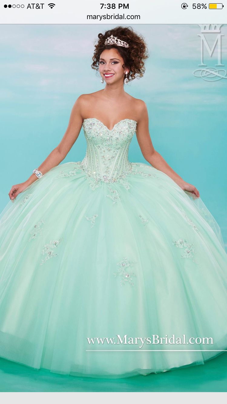 My quince dress by Marys Beloving collection | Quince | Pinterest ...