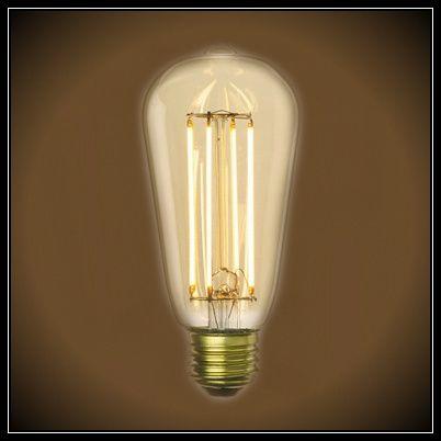 Nostalgic Led Filament Bulb 4 5 Watt Edison Style Filament Bulb Vintage Led Bulbs Antique Bulbs
