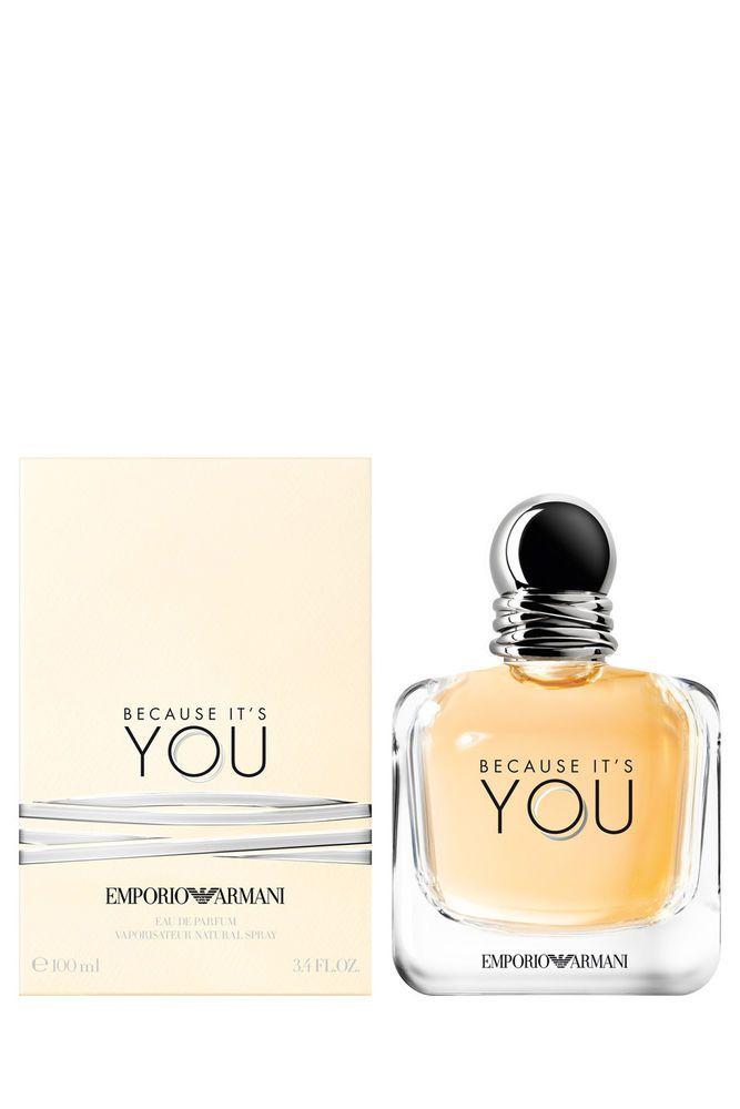 Giorgio Armani Because Its You Perfume Women Eau De Parfum Spray