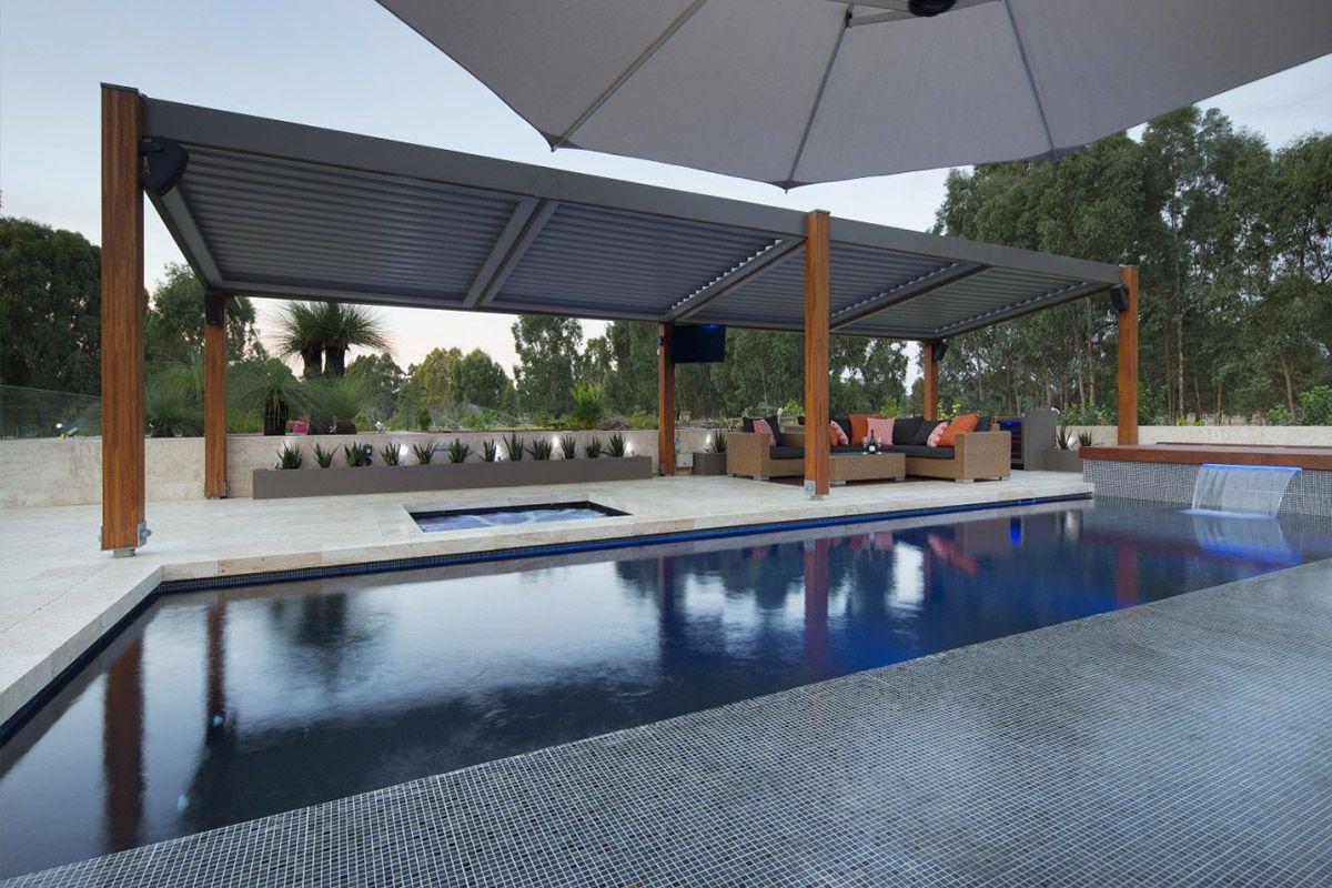 A Large Monaco Swimming Pool Pool Pinterest Swimming Pools Fiberglass Swimming