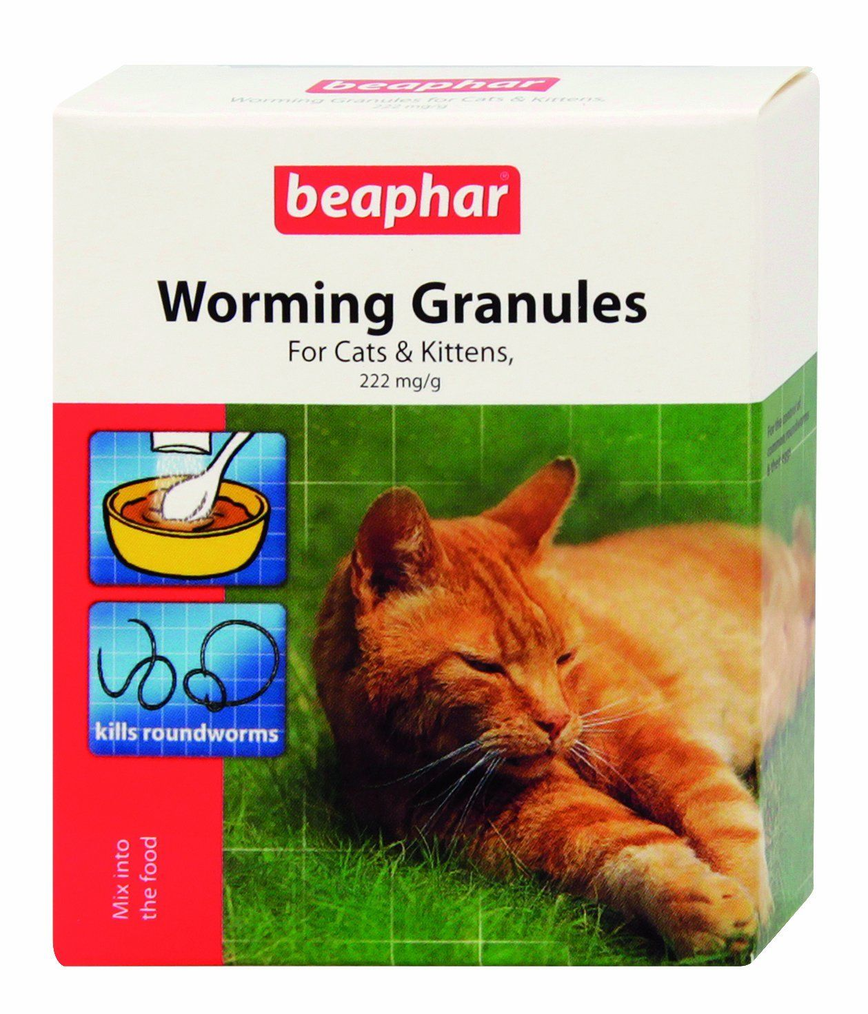 Beaphar Worming Granules For Cats 4 X 1 G Pack Of 2 Total 8 Packets Find Out More At The Image Link Cath Cats And Kittens Cat Dewormer Cat Pet Supplies