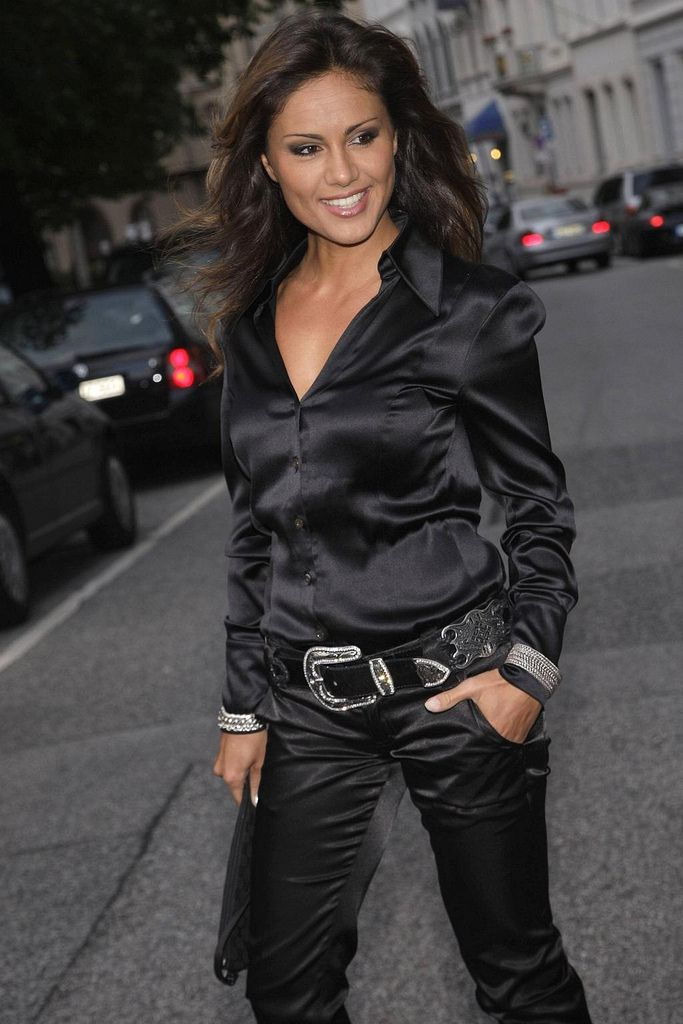 Images of Black Satin Blouse - Fashion Trends and Models