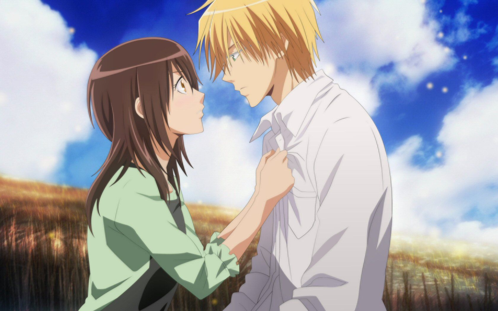 Misaki and Usui Maid sama, Best romantic comedy anime