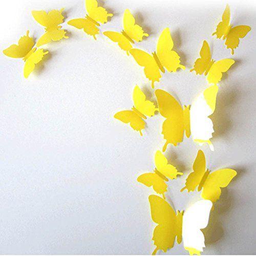 Pin by Dee lish on YoU YeLLa? | Pinterest | Butterfly art, Art walls ...
