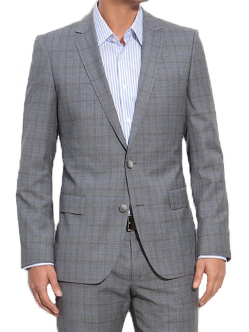 Costumes Prince De Galles gris 991419b2b6e