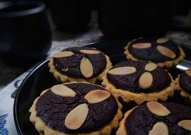 Resep Pie Brownies Kulit Tanpa Telur Renyah Enak Pr Anekapie Oleh Diyah Kuntari Resep Hidangan Penutup Kue Kering Telur