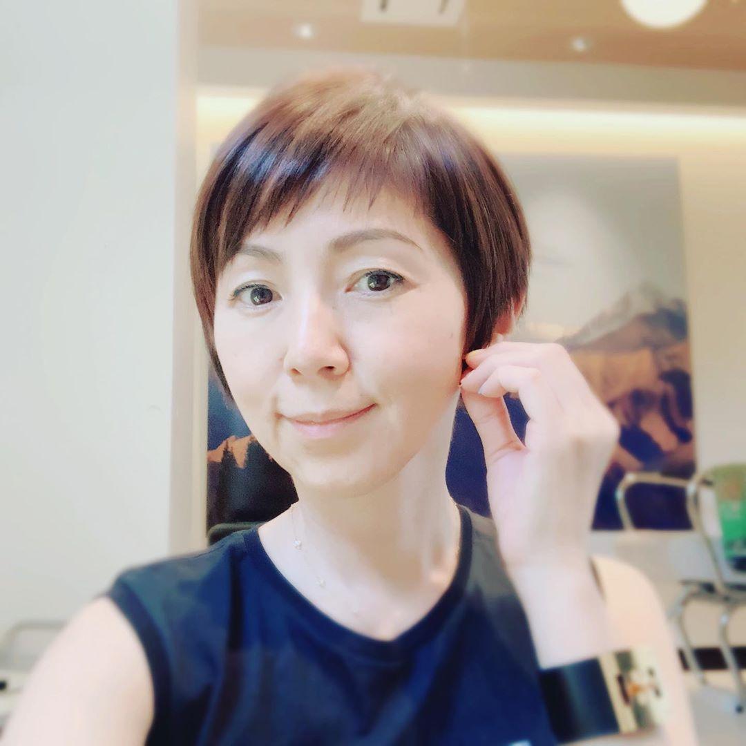 Instagram 渡辺 満里奈