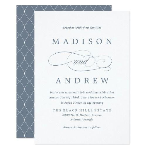 Expensive Wedding Gifts: Wedding Invitation