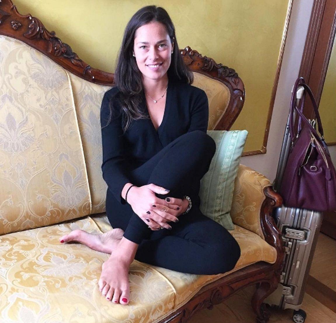 Ana Ivanovic Feet pinnadam marco on ex yu | ana ivanovic, celebrity feet