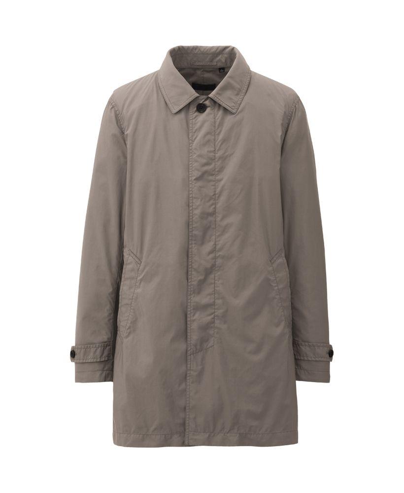 Uniqlo flannel jacket  UNIQLO MEN SOUTIEN COLLAR COAT  Style  Pinterest  Uniqlo
