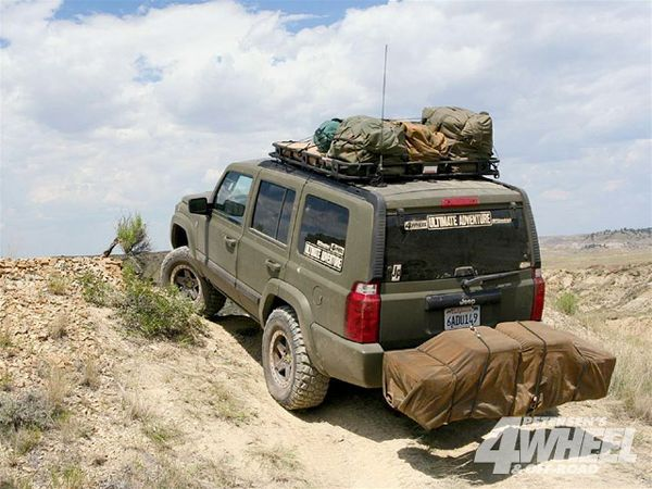 Off Road Accessories Jeep Commander 4 Jeep Commander Jeep Commander Lifted Jeep