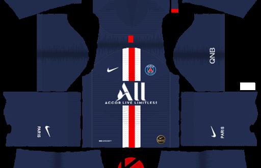 DLS | PSG Kits & Logos | 2019/2020 > DLS Kits > FIFAMoro ...