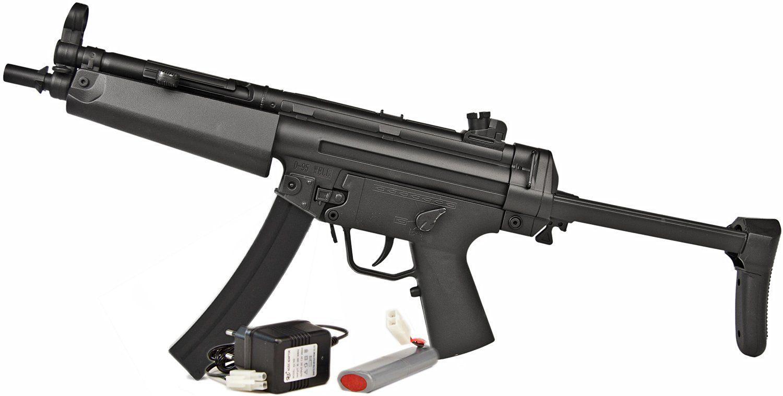 AEG Elektrisches Softair Gewehr 55MPM: Amazon.de: Sport & Freizeit