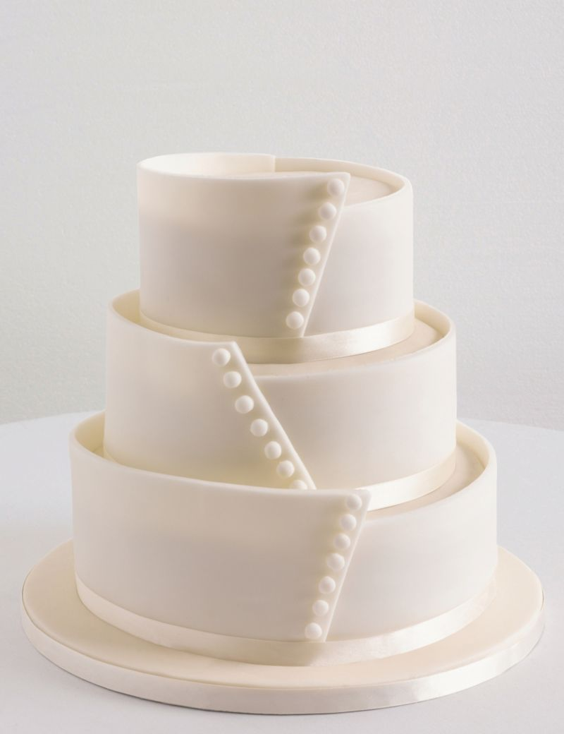 Button Assorted Wedding Cake | M&S | Cakes | Pinterest | Cake ...