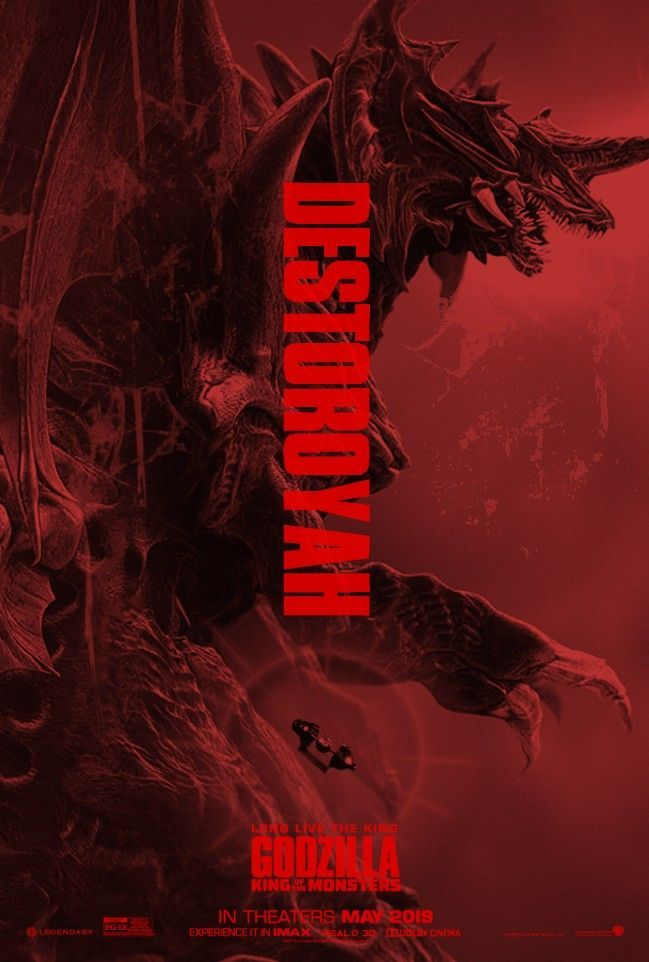 Destroyah All Godzilla Monsters Godzilla Godzilla Wallpaper