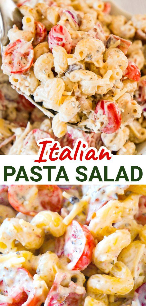 Photo of Italian Pasta Salad