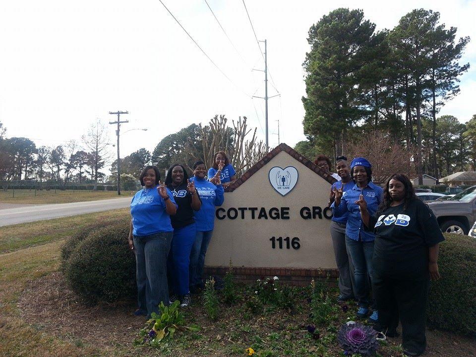 Community Service With Gretchen Mcgruder Cora Grayer Sapphire Rose Beard Kotonya Barfield Powell Pamela Lee And Community Service Service Program Grayers