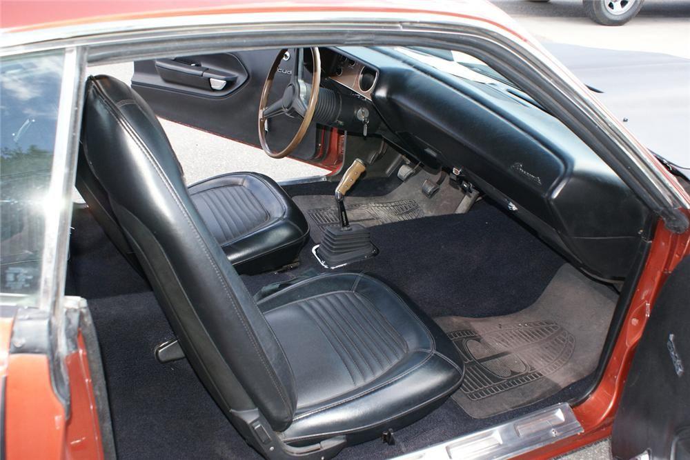 1970 Plymouth Aar Cuda Interior 1970 Plymouth Cuda Aar 2 Door Hardtop Interior 71184 Mopar Mopar Muscle Cars Mopar Muscle