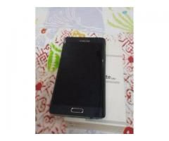 Samsung Galaxy Edge Note 4 3GB Ram With Full Box For Sale In Lahore