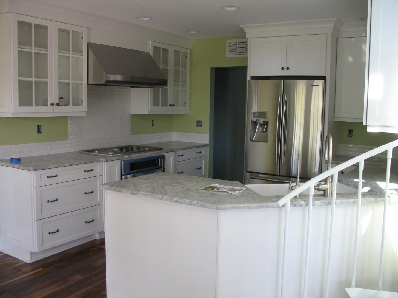 This Kitchen Project From Leverette Home Design Center In Palm