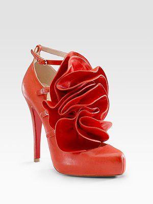 Christian Louboutin Dillian Flower♥