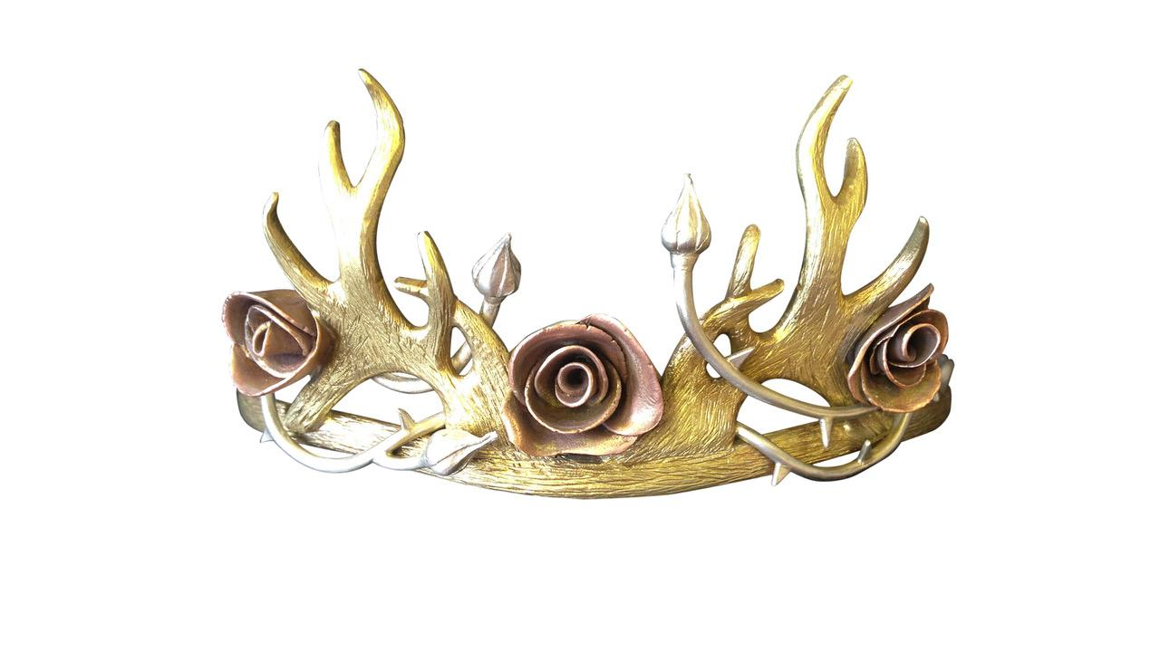 Margaery Tyell S Wedding Tiaramargaery Tyell S Wedding Tiara Was Crafted In The Same Way As Joffery S Crown W Game Of Thrones Jewelry Game Of Thrones Stylized