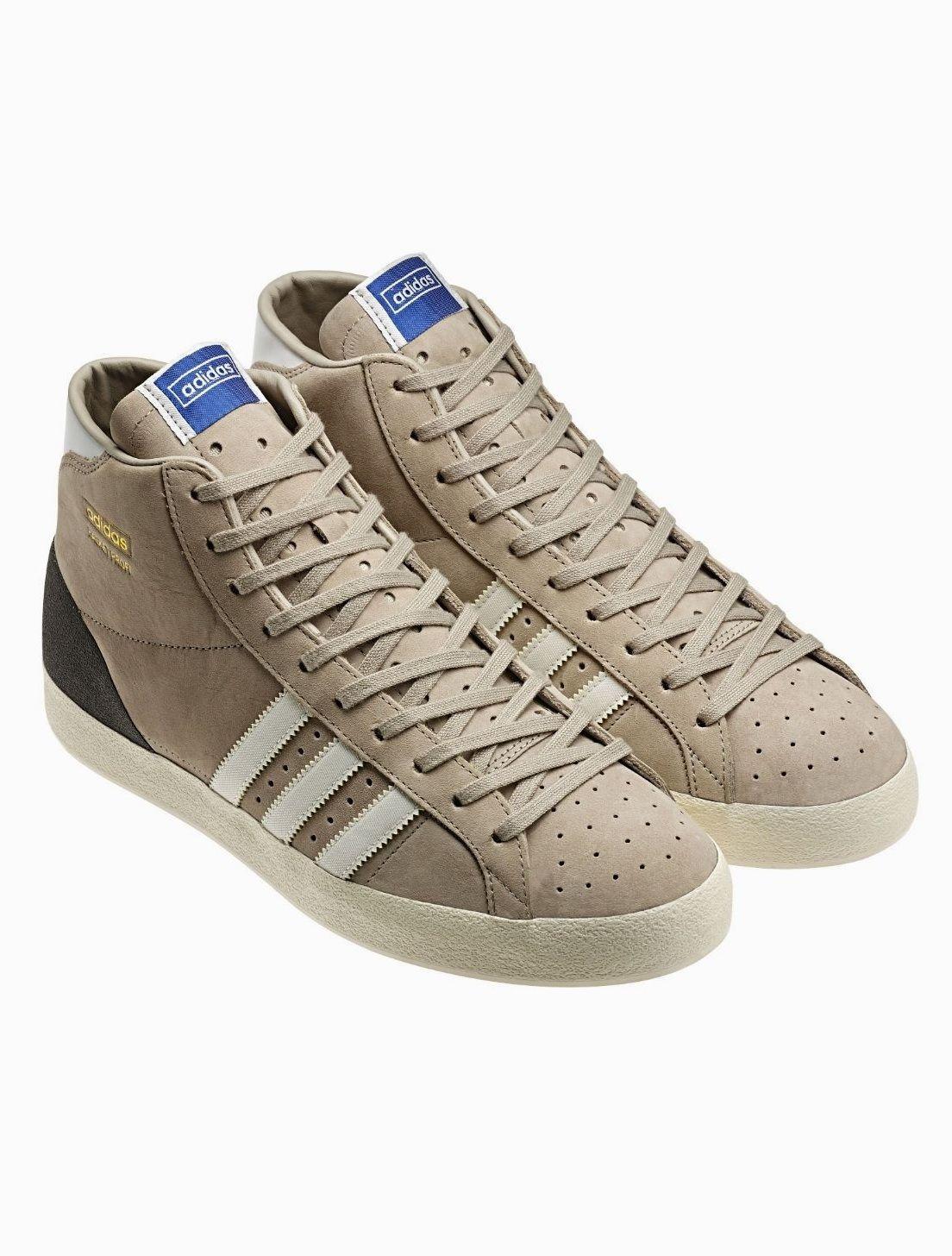 adidas Originals Basket Profi: Light Tan