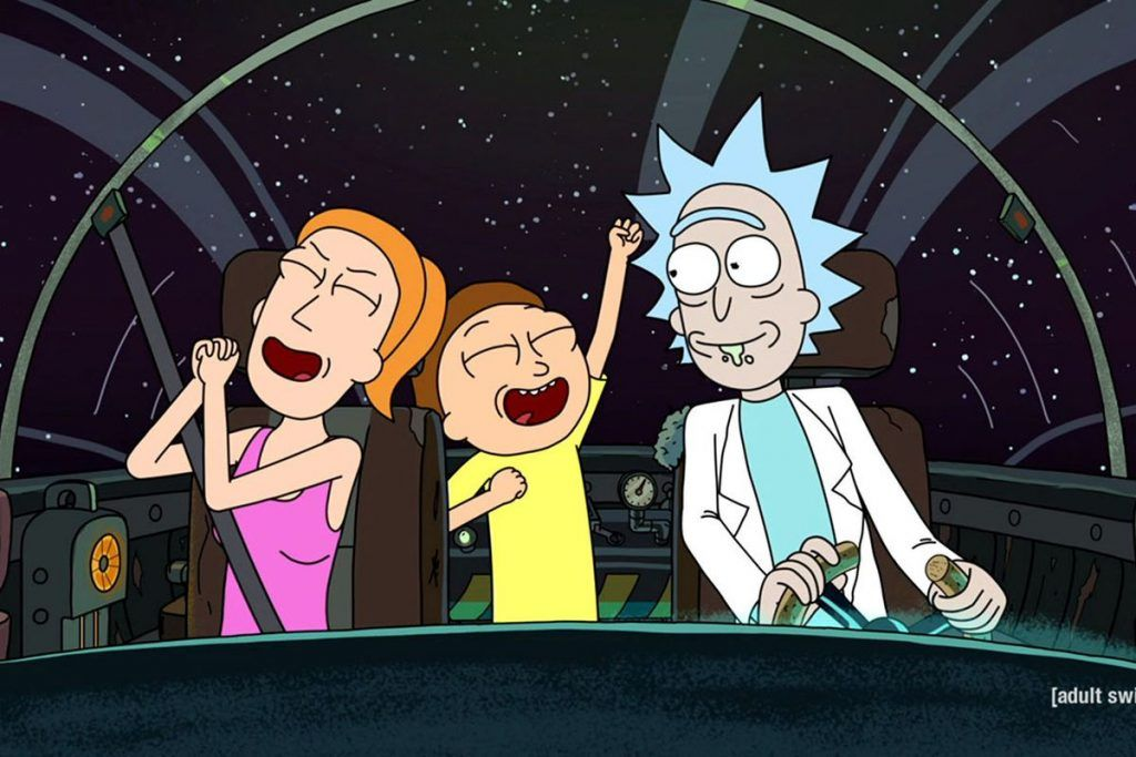 Here S The Reason Why Everyone Should Watch Rick And Morty Season 4 Rick And Morty Season Watch Rick And Morty Rick And Morty