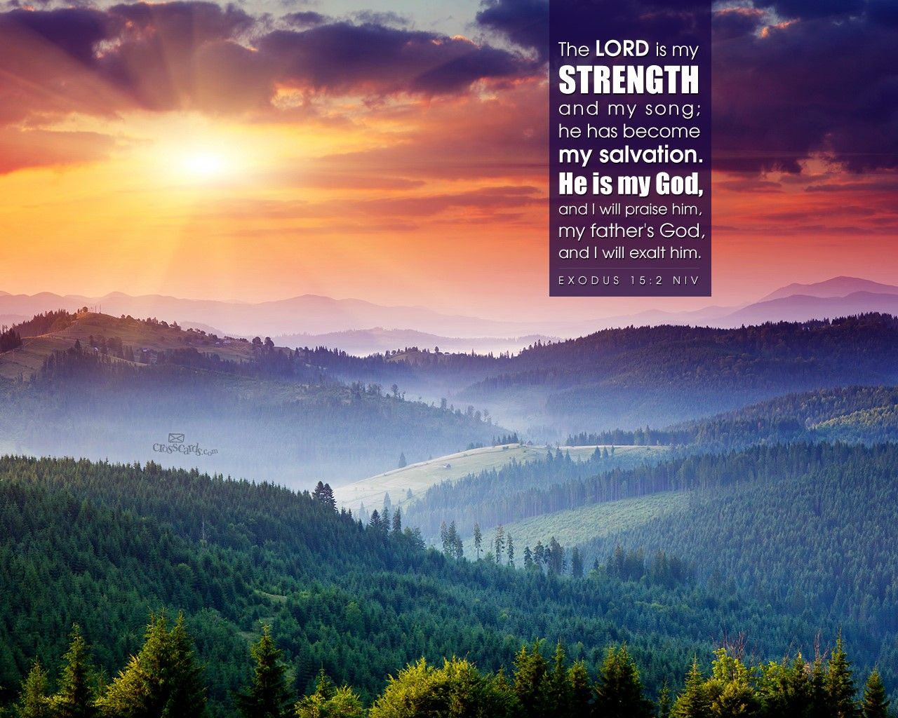 Bible Verse Wallpaper - Free Christian Scripture ...
