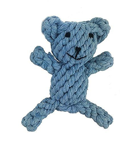 Dog Puppy Pets Toys Chew Teeth Cleaning Cotton Rope Toys Biting