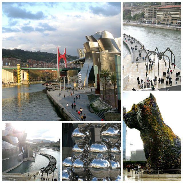 Cuaderno de viajes: Bilbao - viajar con niños