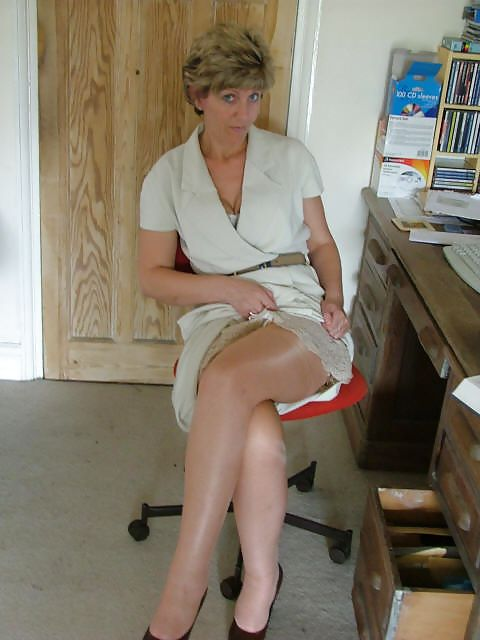 Uk Pantyhose wives