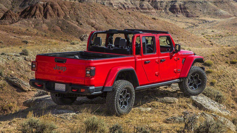 2020 Jeep Gladiator Skipped The Scrambler Name For A Reason Jeep Gladiator Gladiator Pickup Trucks