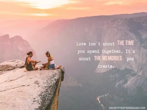Romantic Short Love Quotes for Him and Her | Small love ...