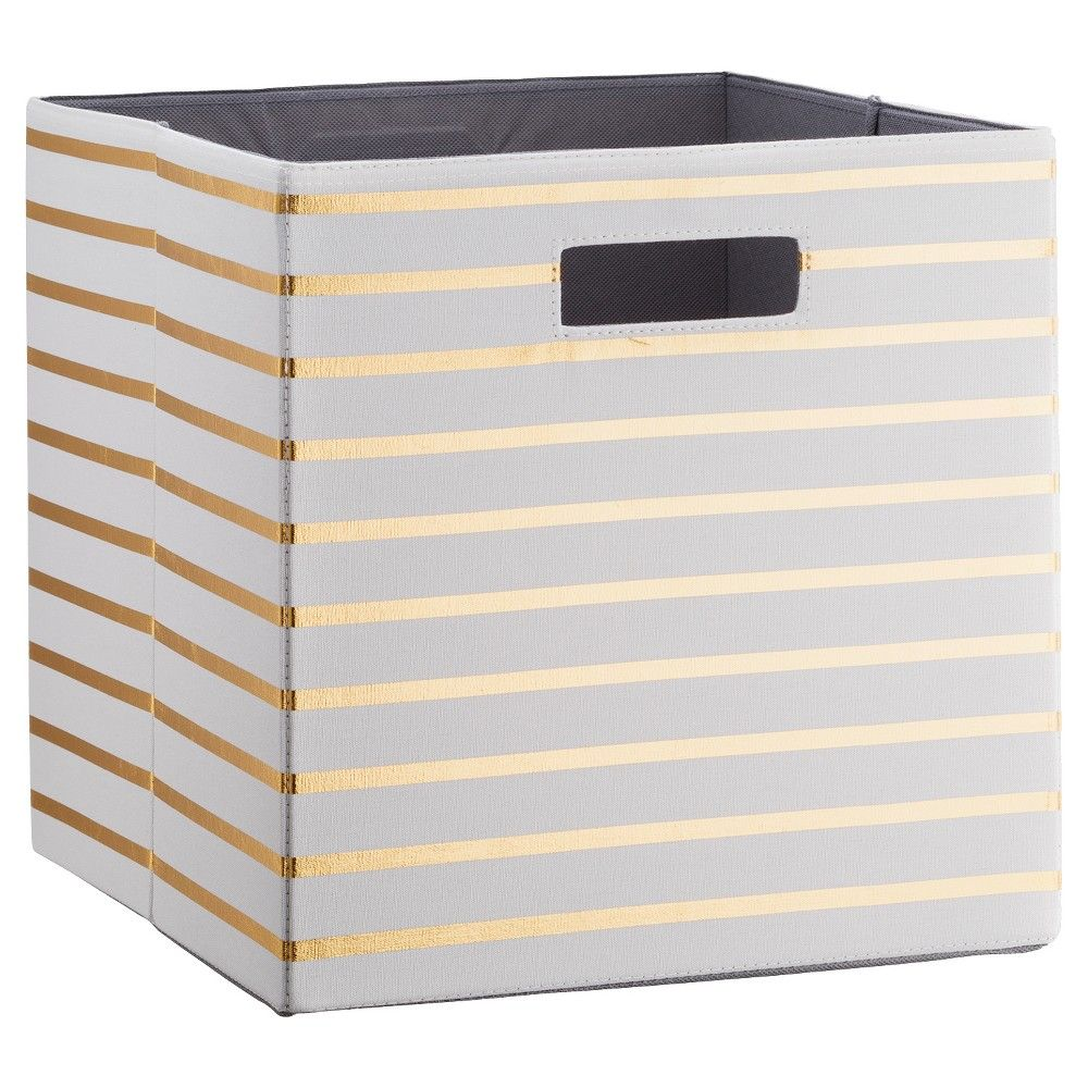 Pin By Sara Smith On Organization In 2020 Fabric Storage Bins Cube Storage Bins Cube Storage