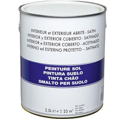 Peinture Sol 5 96 Litre Bricoman Labels Supplement Container Food