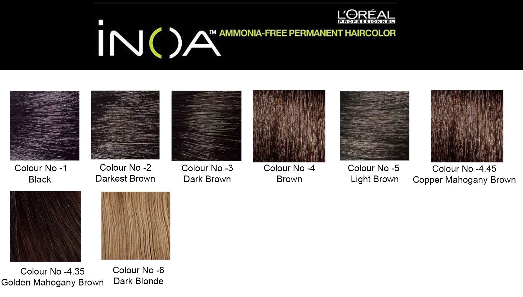 L Oreal Professionnel Inoa Hair Colour No 4 35 Golden Mahogany Brown 60g At Best S In India Hecmo In 2021 Hair Color Chart Hair Color Hair Color Shades