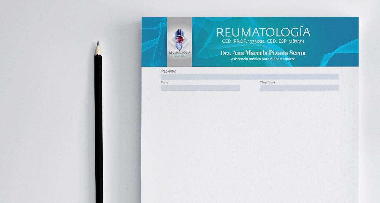 Medical Letterhead Business Cards And Prescription Pad With Unique Design Which Includes Personal Logotype 2015
