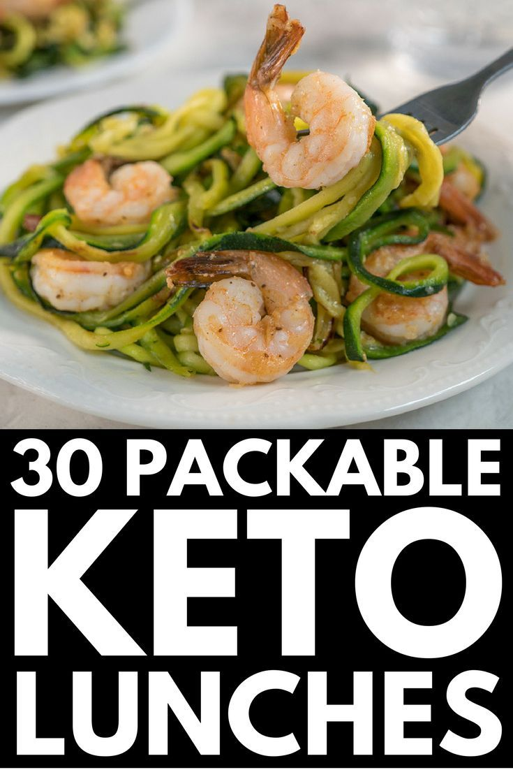 Keto Lunch Ideas: 30 Packable Keto Lunch Recipes for Weight Loss images