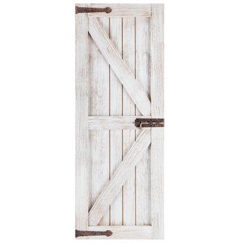 White Barn Door Wood Wall Decor Hobby Lobby 5834023 In 2020 White Barn Door Barn Door Shop Wall Decor