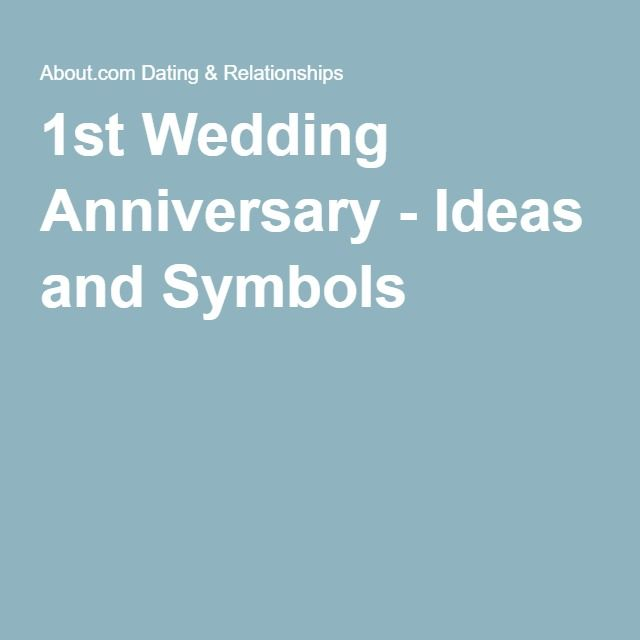 First Wedding Anniversary Celebration Ideas: How To Celebrate Your 1st Wedding Anniversary