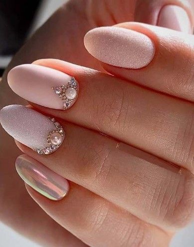 25 Trendy Pink Acrylic Summer Nails Ideas